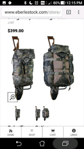 Eberlystock Dragonfly J107 pack