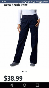 XL HEALTH PRO SCRUB PANTS