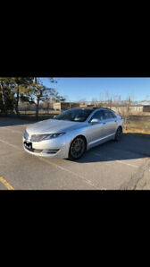 2014 Lincoln MKZ 3.7 AWD limited edition 15k as is