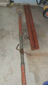 3 jack posts for sale