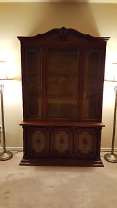 Dining Hutch/Cabinet