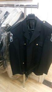 uniformes d'apparat