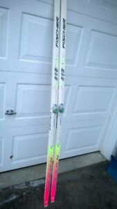 Fischer Classic cross country skis