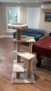 Three Step Cat Trees