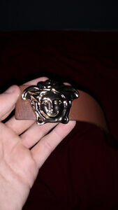 versace belt mens good condition