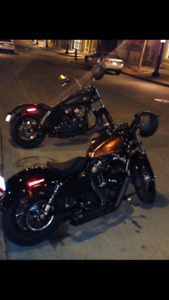 2014 Harley Davidson Forty Eight 1200