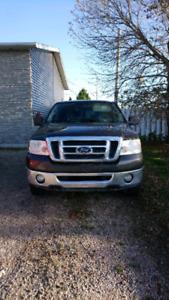 Ford f-150 xlt 2007