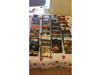 Job lot over 40dvds including box sets ��25
