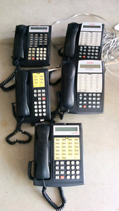 Phone for a pbx system