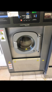 Coin Operated Large Soft Mount Washer