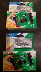 Fuji QuickSnap outdoor camera