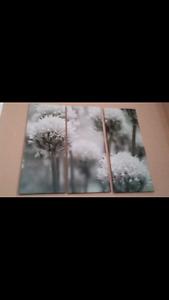 3 piece canvas picture