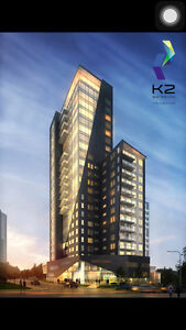 K2 luxury condo 2017Fall 1-3rooms suite (early bird promotion)