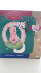 My Little Pony collectible ornament