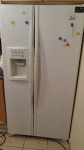 GE Gas Stove, refrigerator and dishwasher