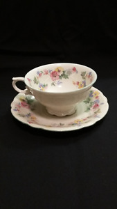 Tea cups - British and Bavarian for that special cup of tea!