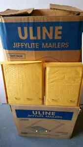 Uline Self-Seal Bubbler Mailer Brand New.