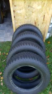 Bridgestone Blizzak WS80 215/60R16