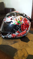 NEW-Large THH Joker full face helmet