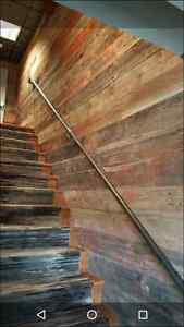Reclaimed Barn Board Wood For Sale! Grey, Brown, Beams