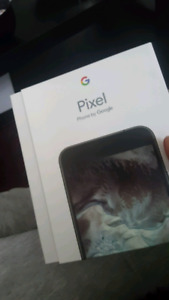 Google Pixel XL 32 GB  Brand new Sealed