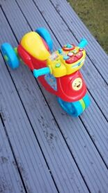 VTech baby 2in1 trike to bike