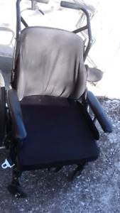 Good condition wheelchair