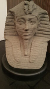 PUZZLE MADE TOUTANKHAMON PHARAOH EGYPTIAN STATUE ‎