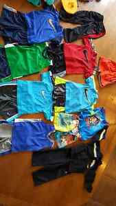 Boys Nike short sets size 4