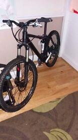 Chris Boardman FS Pro Full Suspension Bike