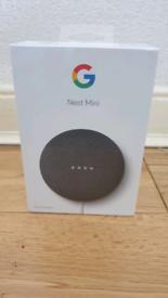 BRAND NEW & SEALED Google Nest Mini (V2)