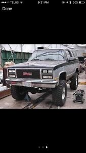 Looking for 1980-1990 GMC/CHEVY parts