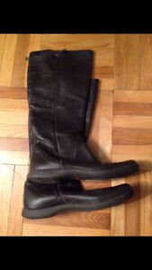 Brown Camper boots size 10