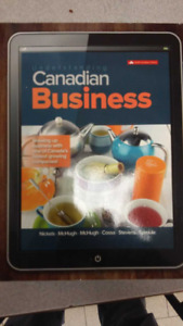Understanding Canadian Business 9th Edition Nickels