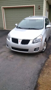 2009 Pontiac Vibe Base Wagon  - Now $3750 Negotiable