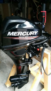 Brand new Mercury Outboard