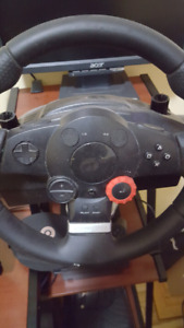 Logitech Driving Force GT Racing Wheel (PC / PS3 & PS4)