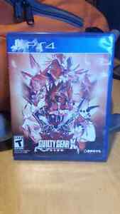Guilty Gear 3rd Sign PS4