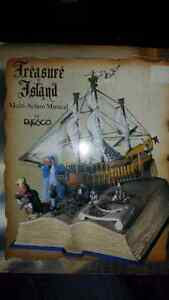 Treasure Island Musical Decor