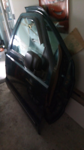 Doors for and excursion or crew cab Ford 02 to 07