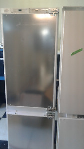 "Bosch 24"" Brand New Fridges (Panel Ready) MSRP $2500."
