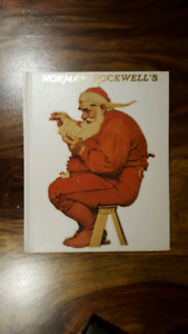 norman rockwell's christmas book 1977