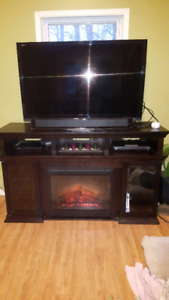 Fireplace TV Cabinet **xmas special**