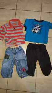 Lot (58 articles) of boys clothes 9 months to 2 T - Gatineau Ottawa / Gatineau Area image 3