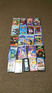 VHS tapes lot #2-Family