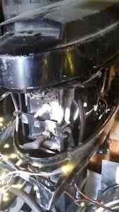 20hp Mercury 1980s outboard for parts