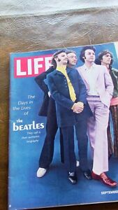 Five Collectible Life Magainzes, Beatles, Kennedy, etc. Kitchener / Waterloo Kitchener Area image 4