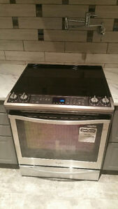 Whirlpool YWEE730H0DS Range Stove BRAND NEW