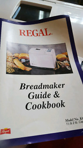 Regal ' Kitchen Pro Breadmaker