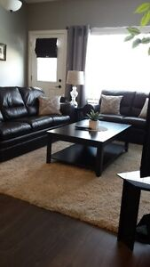 Furnished home in Camrose for rent-